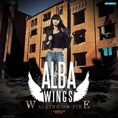 Alba WINGS - Walking On Fire
