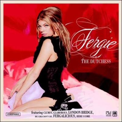 FERGIE ft. WILL I AM - Fergalicious