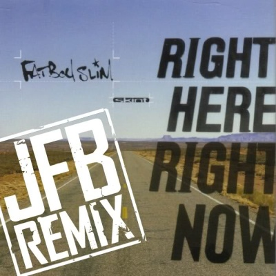 FATBOY SLIM - Right Here Right Now (Freemasons short vox mix)