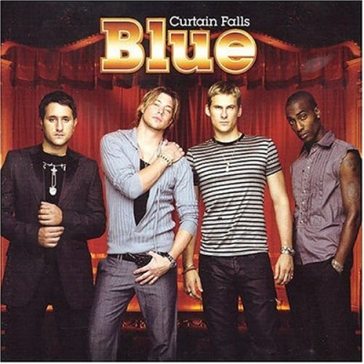 BLUE - Curtain Falls