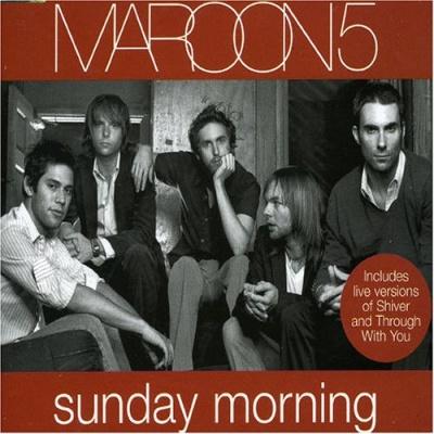 MAROON 5 - Sunday Morning