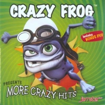 CRAZY FROG - Ice Ice Baby