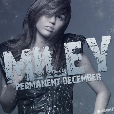 Miley CYRUS - Permanent December