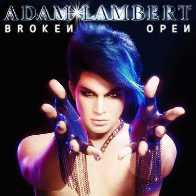 Adam LAMBERT - Broken Open