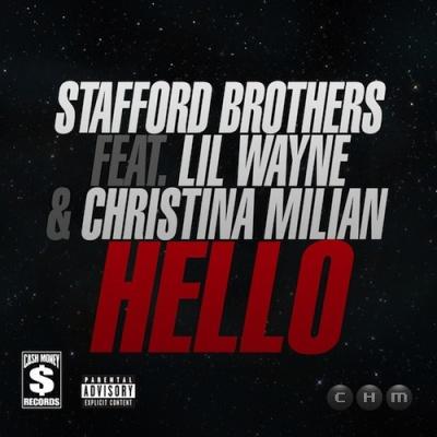 STAFFORD BROTHERS & Christina MILIAN - Hello