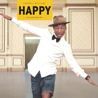 PHARRELL - Happy