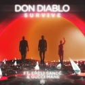 DIABLO, Don & SANDE, Emeli & MANE, Gucci - Survive