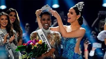 Встречайте «Мисс Вселенная-2019»