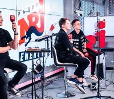 2019 - Наzима и Tuson на Радио ENERGY
