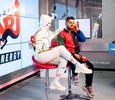 2019 - ВРАГ и KAGRAMANOV на Радио ENERGY