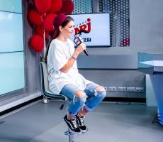 2019 - Люся Чеботина на Радио ENERGY
