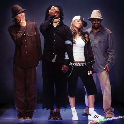 The BLACK EYED PEAS - More