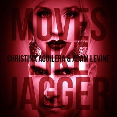 MAROON 5 ft. Christina AGUILERA - Moves Like Jagger