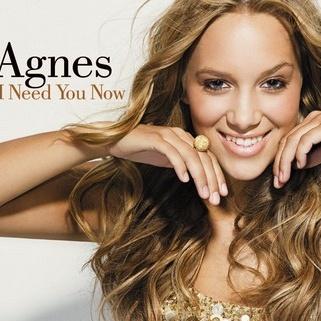 AGNES - I Need You Now