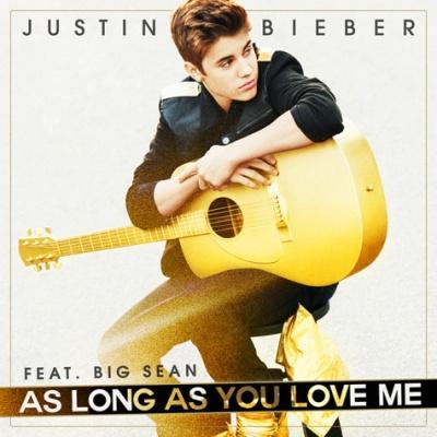 Justin BIEBER & BIG SEAN - As Long As You Love Me