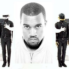 Kanye WEST feat. DAFT PUNK - Need for Speed-Carbon