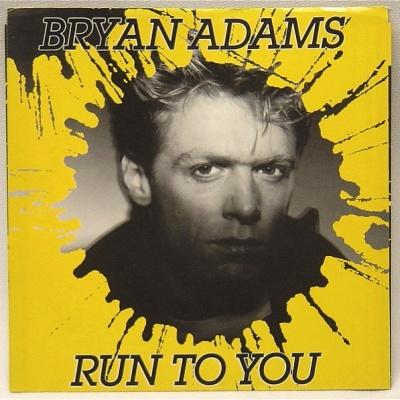 Bryan ADAMS - Run to you