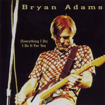 Bryan ADAMS - I do if for you