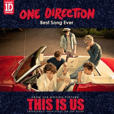 ONE DIRECTION - Best Song Ever