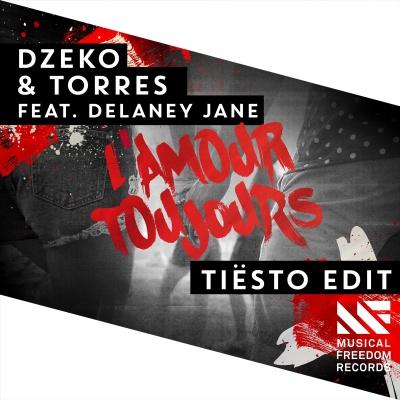 DZEKO & TORRES & Delaney JANE - L'Amour Toujours (Tiesto rmx)