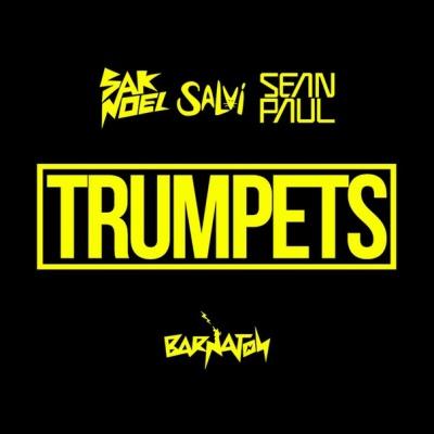 Sak NOEL & SALVI & Sean PAUL - Trumpets