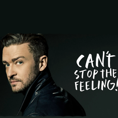 Justin TIMBERLAKE - Cant Stop The Feeling