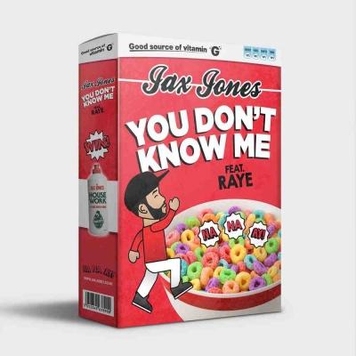 Jax JONES & RAYE - You Dont Know Me