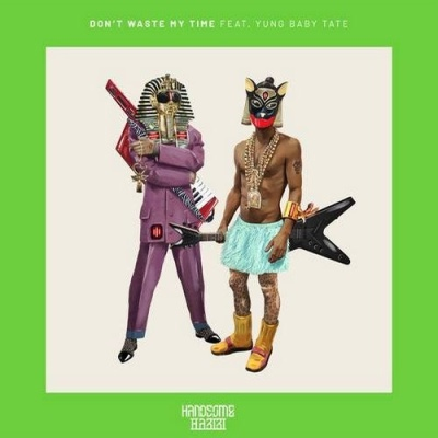 HANDSOME HABIBI & YUNG BABY TATE - Don't Waste My Time