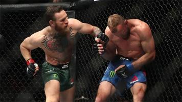 Короткий бой: МакГрегор нокаутировал Серроне за 40 секунд
