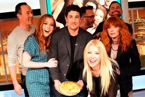 Актёрский состав «Американского пирога» снова вместе