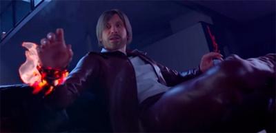 Иван Дорн превратился в героя компьютерной игры в своём новом клипе