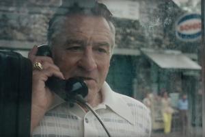 Netflix покажет комедию «О моём отце» с Робертом Де Ниро