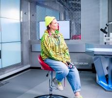 2020 - Анна Боронина на Радио ENERGY