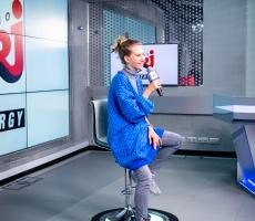 2020 - Ульяна Пылаева на Радио ENERGY