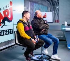 2020 - Константин Ивлев и Ренат Агзамов на Радио ENERGY