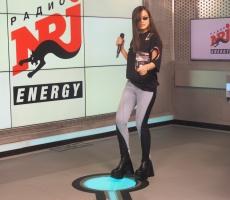 2021 - Елена Темникова на Радио ENERGY