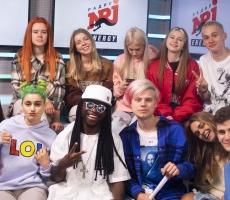 2021 - Dream Team House на Радио ENERGY